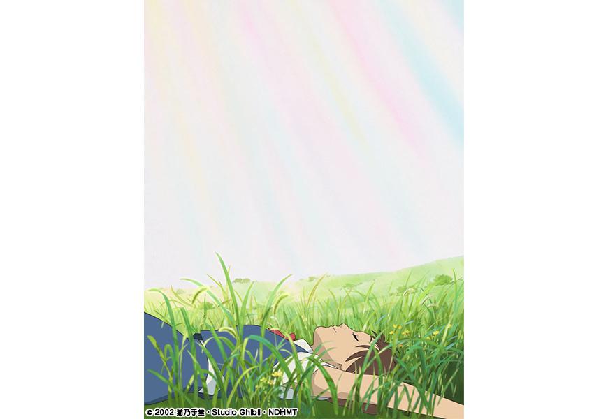 猫の恩返しのポスター