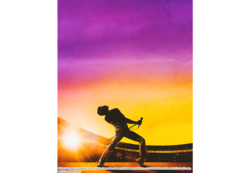 ボヘミアン・ラプソディのポスター