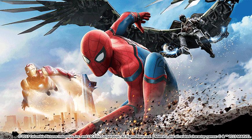 スパイダーマン™:ホームカミング