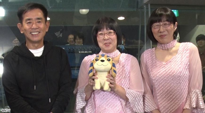 栗田貫一さんと阿佐ヶ谷姉妹