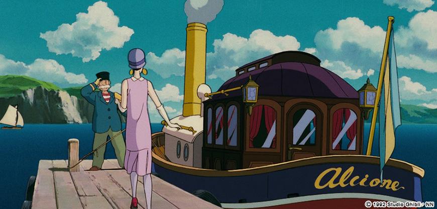 ジーナの船